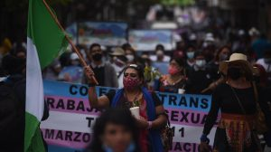 Marcha del Día Internacional de la Mujer