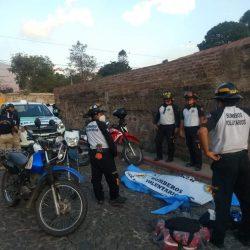 Tres policías municipales implicados por la muerte de un hombre en Antigua Guatemala
