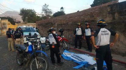 Tres agentes municipales implicados por la muerte de un hombre en Antigua Guatemala