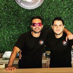 Carlos Kamiani invita a la afición a su negocio de 'Aguachiles'