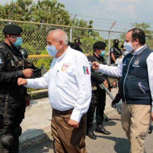 Operativos contra migrantes en Tapachula y Tecún Umán