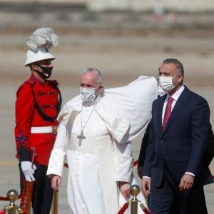 Papa Francisco visita Irak
