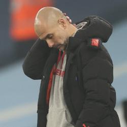 Pep Guardiola rompe el silencio y habla de Bartomeu