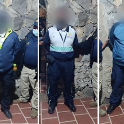 Policías de Antigua señalados por muerte de peatón recuperarán su libertad tras pago de fianza