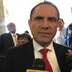 Rector Murphy Paiz es trasladado a la cárcel de Matamoros