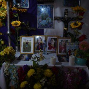 Santa Cristina García, guatemalteca que fue asesinada en Tamaulipas, México