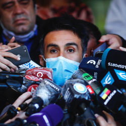 Audios revelan escandalosos mensajes previo a muerte de Maradona