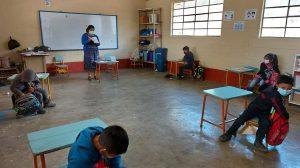 Suspenden clases presenciales en cabecera de Totonicapán