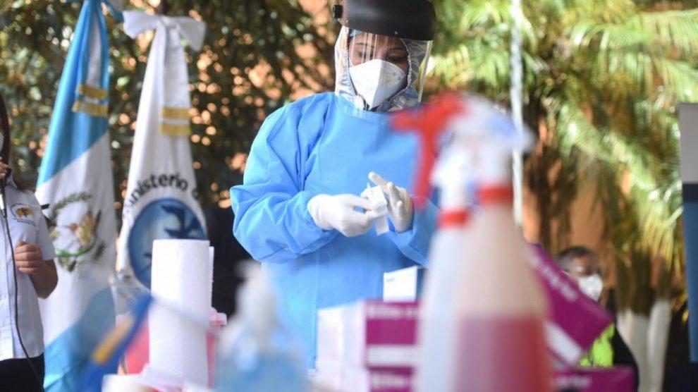 Covid-19 Coronavirus pandemia Guatemala