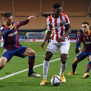 Final Copa del Rey Athletic de Bilbao vs Barcelona