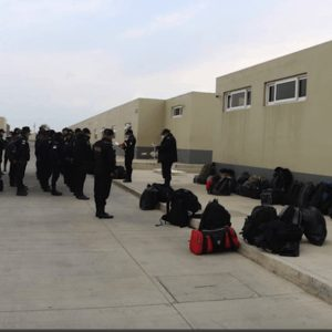 Gobernación incrementa la presencia policial en 7 departamentos.