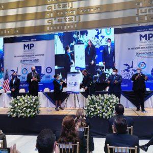 El Ministerio Público (MP) inauguró 68 nuevas agencias fiscales.