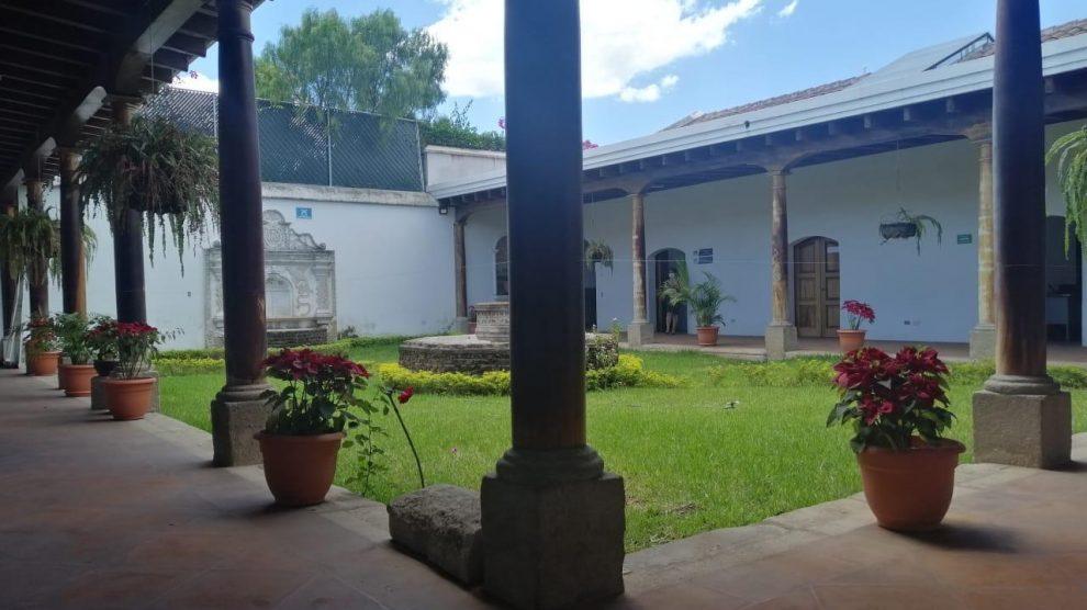 """Como """"Casa Noble"""" era conocida la propiedad de Alejandro Sinibaldi en la ciudad colonial."""