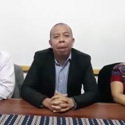 "VIDEO. ""He vivido un atentado"", asegura el diputado Aldo Dávila"