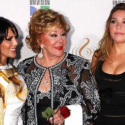 Silvia Pinal cree en Frida Sofía y le brinda todo su apoyo incondicional