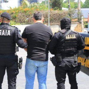 """Alias """"el Dorado"""" es capturado en la zona 10"""