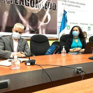 Diputados de la UNE citaron a autoridades del Ministerio de Salud