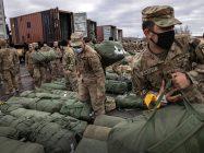 Tropas estadounidenses en Afganistán