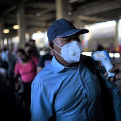 Salud confirma más de 2 mil contagios de Covid-19