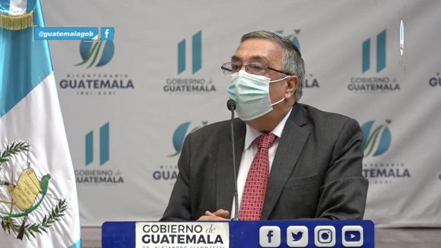 Francisco Coma, viceministro de Hospitales