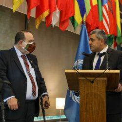 """Giammattei promueve a Guatemala como """"destino atractivo para las inversiones y el turismo"""""""