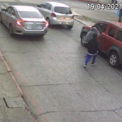 VIDEO. Imágenes del intento de asalto en contra del diputado Aldo Dávila