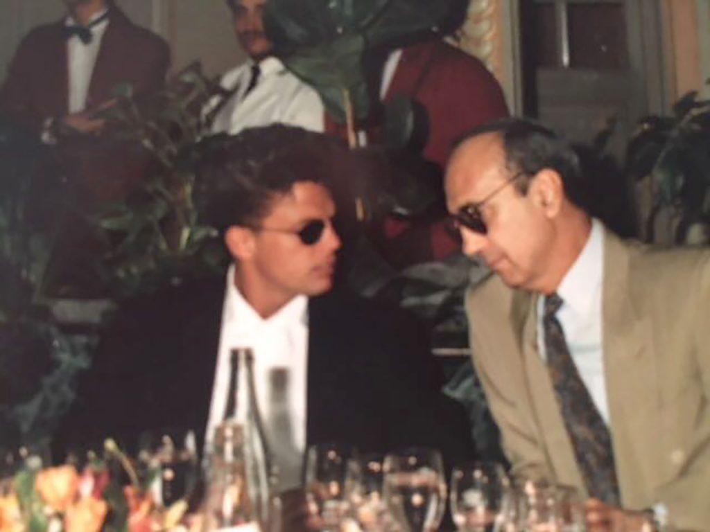 Luis Miguel y Hugo López