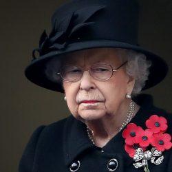 La reina Isabel II y su familia dieron el último adiós al príncipe Felipe