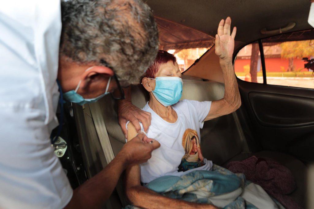 Covid-19 coronavirus Guatemala vacunación vacuna
