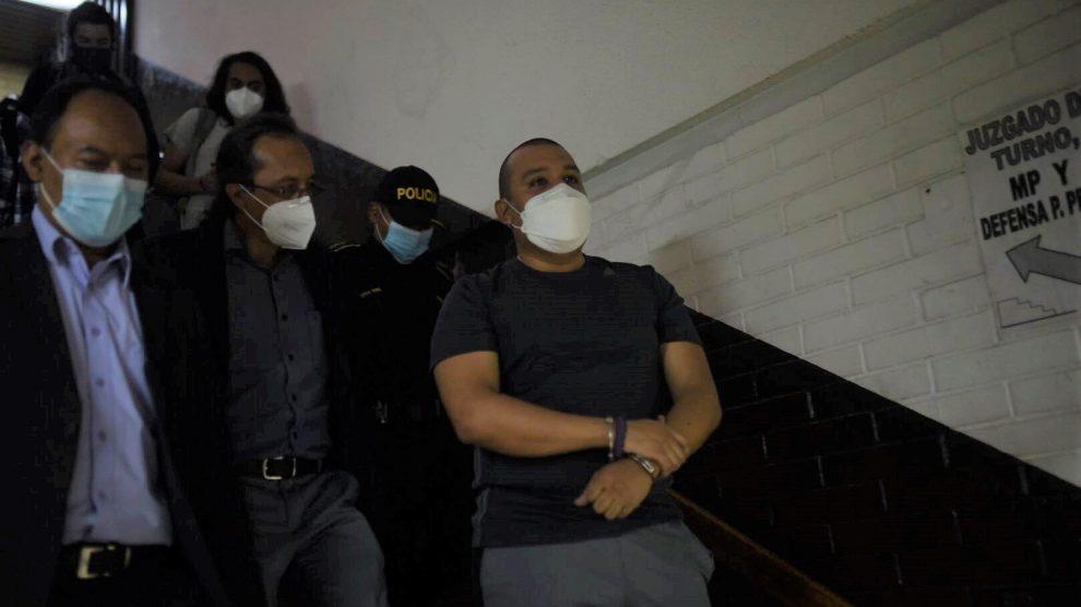 Juan Francisco Solórzano Foppa es enviado a cárcel de Matamoros