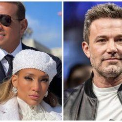 """Alex Rodríguez envía """"indirecta"""" a Ben Affleck y Jennifer Lopez"""