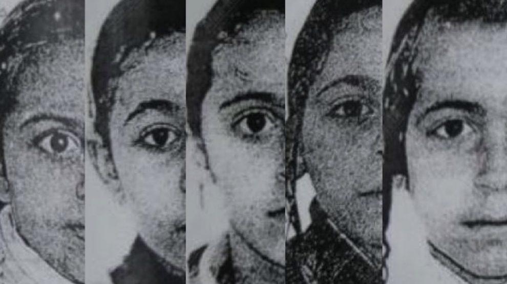 Reportan la desaparición de cinco hermanos judíos.