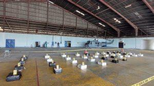Ejército localiza aeronave incinerada y con posibles narcóticos en Petén