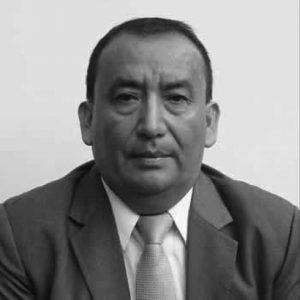 Diputado Felipe Cal Lem fallece por COVID-19.