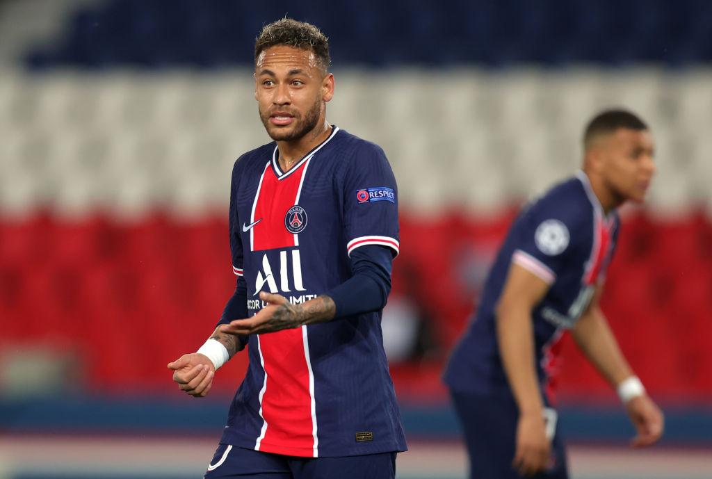 El PSG no tendrá a Neymar para la final de la Copa de Francia
