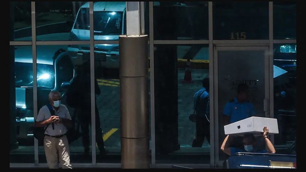 Periodistas de Nicaragua son hostigados por gobierno.