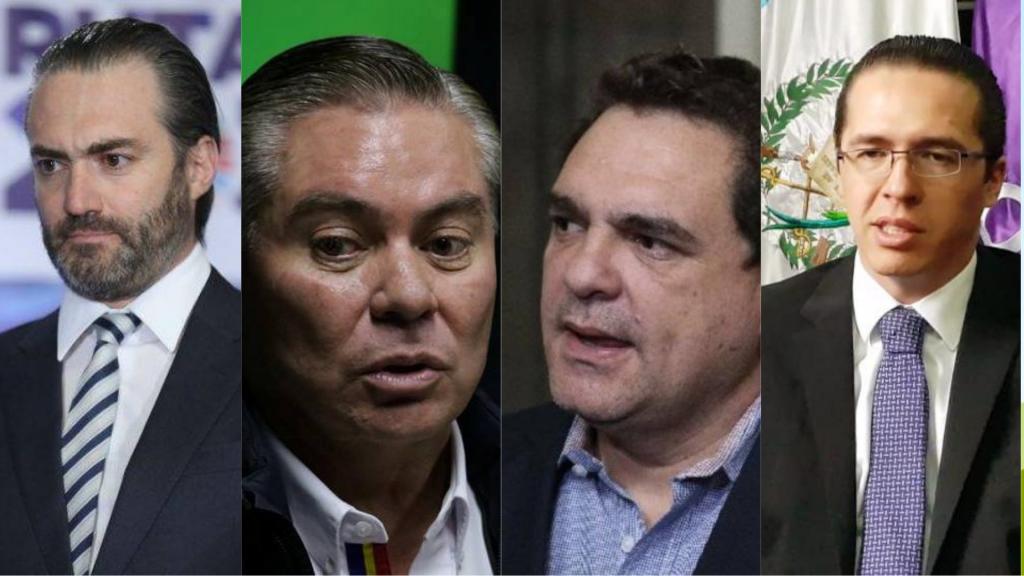 EEUU señala seis guatemaltecos por corrupción y narcotráfico