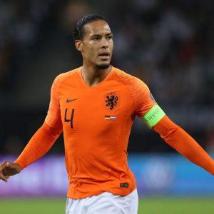 Virgil van Dijk renuncia a jugar la Euro con Holanda
