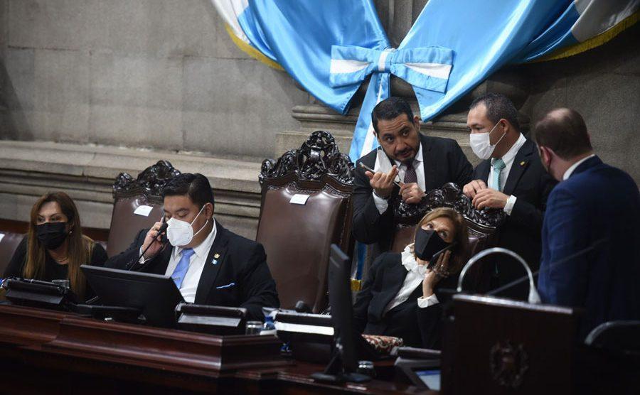 Junta directiva del Congreso de la República