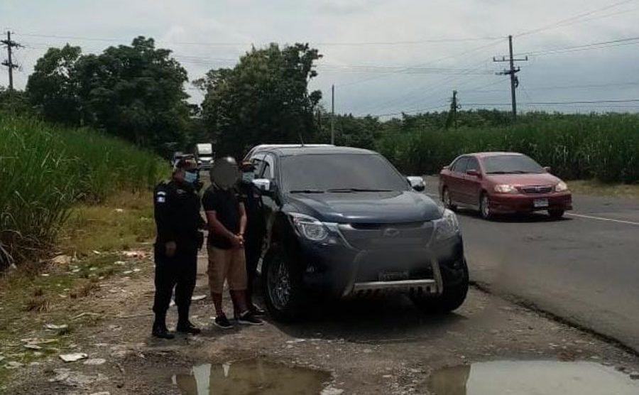 Extraditable Julio Anibal Batres Otzoy es capturado