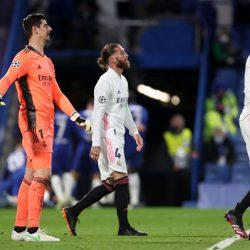 Nueva lesión de Sergio Ramos a pocas jornadas para que acabe La Liga