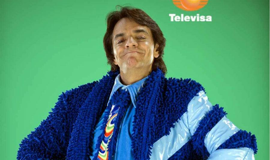 Ludovico Peluche, interpretado por Eugenio Derbez