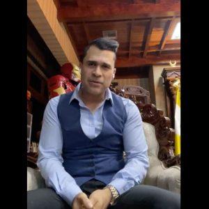 Neto Bran, alcalde de MIxco