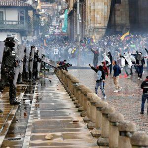 Protestas en Colombia, 2021