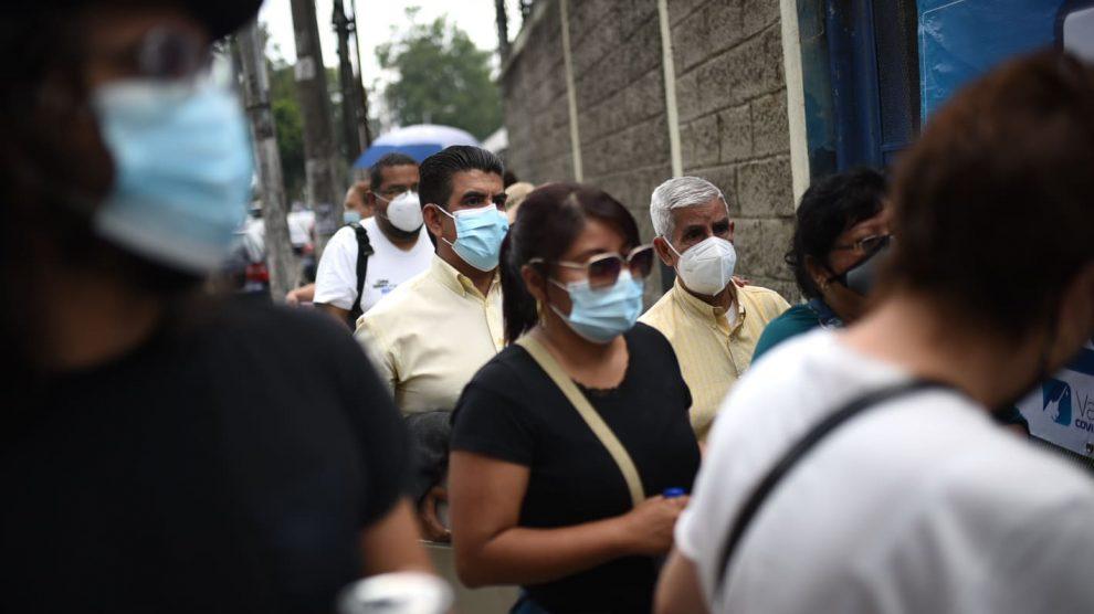 Covid-19 coronavirus Guatemala