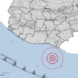 Dos fuertes temblores alarmaron a los guatemaltecos durante la madrugada