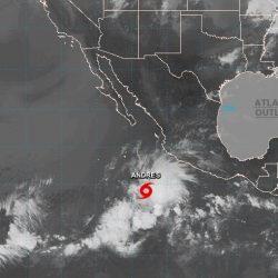 Estas son las condiciones para Guatemala por la tormenta tropical Andrés