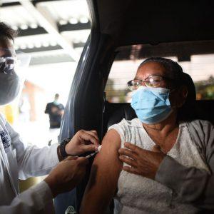 Vacunación en Guatemala