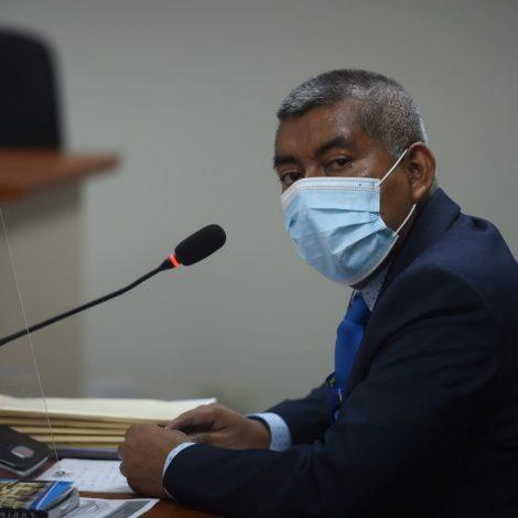 Juan Francisco Solórzano Foppa, ex jefe SAT Anibal Arqueyo, ex cicig caso Política y falsedad Fiscalía Contra Delitos Electorales Rafael Curruchiche