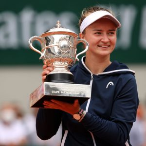 Barbora Krejcikova gana el título del Roland Garros